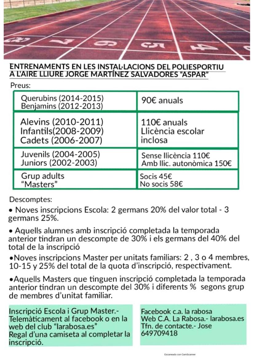 TEMPORADA 2020-21 PREUS
